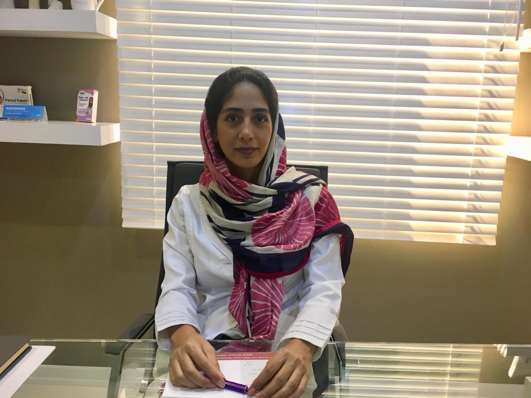 رکسانا کارگر متخصص زنان